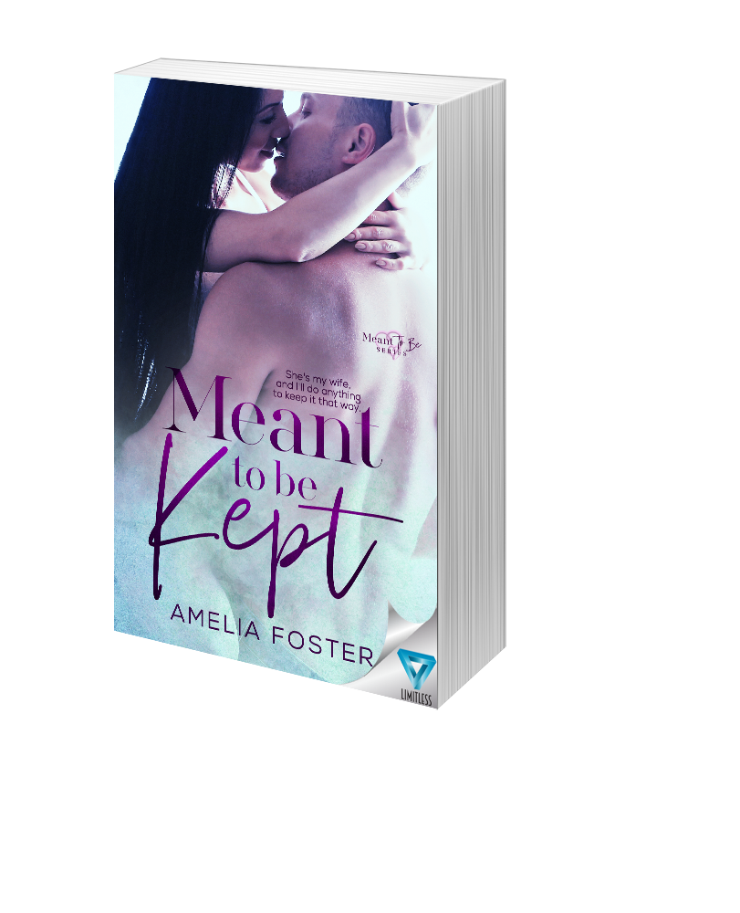 meant to be kept 3d